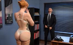 Pelicula porno un dia en la oficina xxx Follada Por El Jefe En Su Primer Dia De Trabajo En La Oficina